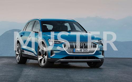 Audi E-Tron Elektroauto Autohaus Adler