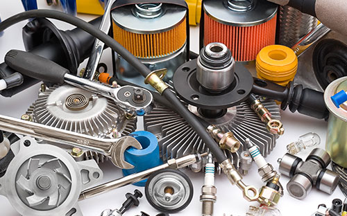 Audi Ersatzeiteile Autohaus Adler