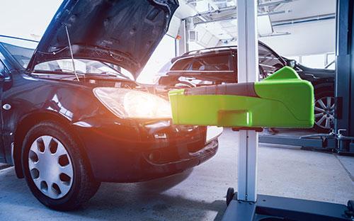 Licht Service Licht Test Autohaus Adler